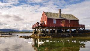 Håholmen Havstuer, Hotely  Karvåg - big - 19