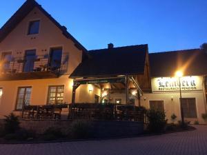 Albergues - Penzion a restaurace Lemberk