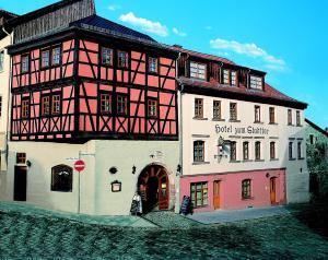 Hotel Garni zum Stadttor - Lindig
