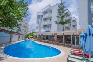 Blue Wave Suite Hotel, Hotely  Alanya - big - 50