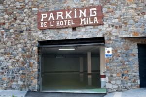 Hotel Mila, Szállodák  Encamp - big - 53