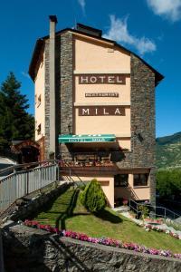 Hotel Mila, Szállodák  Encamp - big - 51