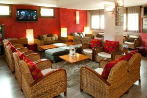 Hotel Mila, Szállodák  Encamp - big - 49