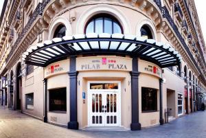 Hotel Pilar Plaza, Hotely - Zaragoza