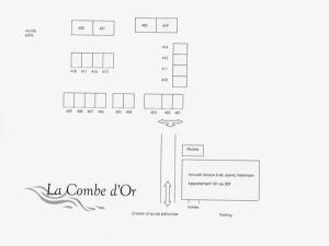 Rental Apartment La Combe D Or 5, Апартаменты  Лез-Ор - big - 10