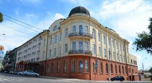 Отель Спартак, Мариуполь