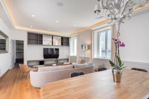 Luxurious Riva Dalmatia Apartments, Apartmány  Split - big - 39