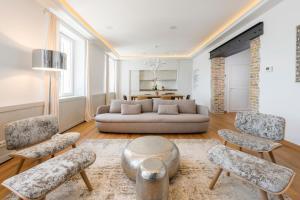 Luxurious Riva Dalmatia Apartments, Apartmány  Split - big - 10