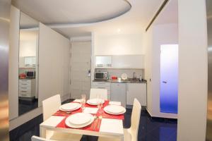 Alaia Holidays Gran Vía, Apartmány  Madrid - big - 70