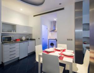 Alaia Holidays Gran Vía, Apartmány  Madrid - big - 68
