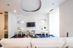 Alaia Holidays Gran Vía, Apartmány  Madrid - big - 50