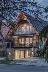 Villa Wierchy - Accommodation - Zakopane