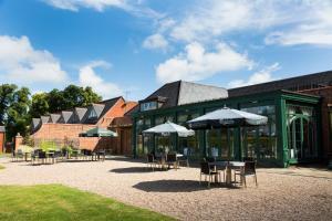 Mercure Warwickshire Walton Hall Hotel & Spa (24 of 120)