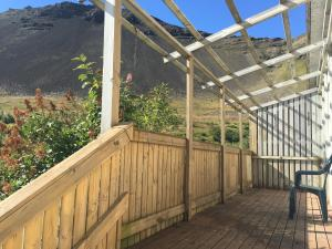 Öxl Guesthouse, Country houses  Búðir - big - 33