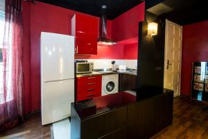 Alaia Holidays Gran Vía, Apartmány  Madrid - big - 11