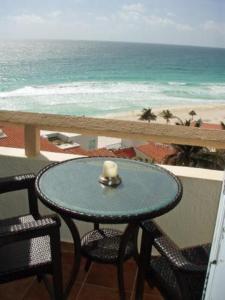 Beach Front Penthouse, Apartmanok  Cancún - big - 14