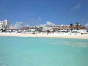 Beach Front Penthouse, Apartmanok  Cancún - big - 15