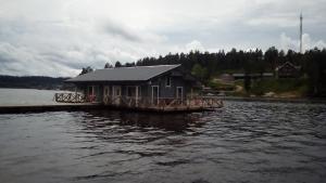 Houseboat Rauhala - Kallimyaki