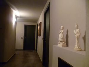 Hotel Le Badie, Hotel  Val di Perga - big - 54