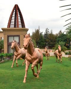 The Corinthians Resort & Club, Курортные отели  Пуна - big - 39