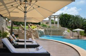 The Corinthians Resort & Club, Курортные отели  Пуна - big - 41