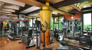 The Corinthians Resort & Club, Resorts  Pune - big - 37