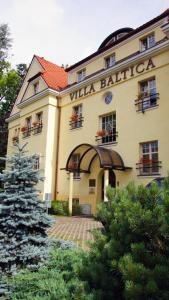 Hotel Villa Baltica, Hotely  Sopoty - big - 60