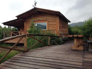 Cottage and Sauna in Baikal - Burduguz