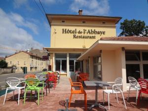Hotel de l'Abbaye - Flagy