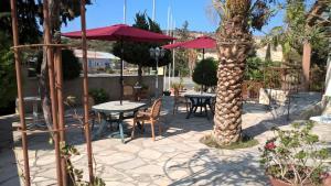 Rantzo Holiday Apartments, Апарт-отели  Писсури - big - 53
