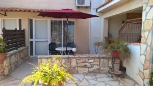 Rantzo Holiday Apartments, Апарт-отели  Писсури - big - 26