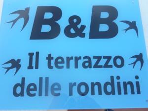 Il Terrazzo Delle Rondini, Отели типа «постель и завтрак»  Lapedona - big - 18