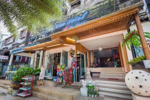 The Nine Hotel @ Ao Nang, Hotely - pláž