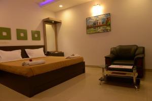 Hotel Metro, Hostince  Kumbakonam - big - 17