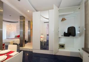 Alaia Holidays Gran Vía, Apartmány  Madrid - big - 54