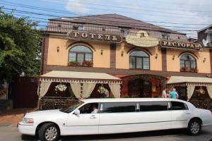 Aristokrat, Hotel  Vinnytsya - big - 107
