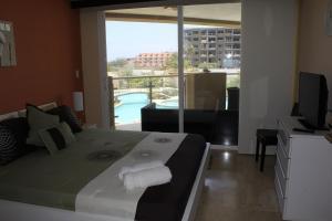 Oasis Ocean View, Appartamenti  Palm-Eagle Beach - big - 21
