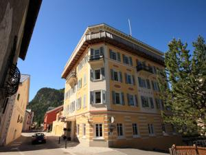 Hotel Müller - mountain lodge - Berninahäuser
