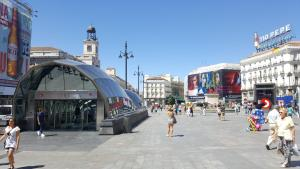 Alaia Holidays Gran Vía, Apartmány  Madrid - big - 22