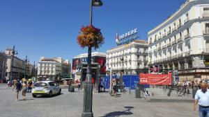 Alaia Holidays Gran Vía, Apartmány  Madrid - big - 14
