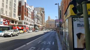 Alaia Holidays Gran Vía, Apartmány  Madrid - big - 13