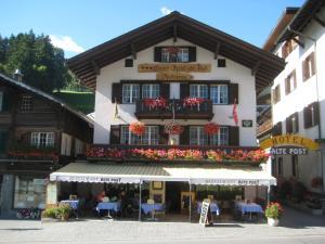 Gasthof Alte Post, Гриндельвальд