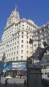 Alaia Holidays Gran Vía, Apartmány  Madrid - big - 12