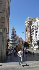 Alaia Holidays Gran Vía, Apartmány  Madrid - big - 15