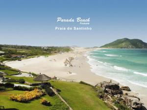 Parada Beach Pousada & Restaurante, Penziony  Florianópolis - big - 31