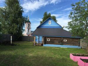 Гостевой дом Маленький дом с большим сердцем