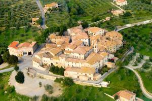 Borgo San Gusmè, Appartamenti - San Gusmè