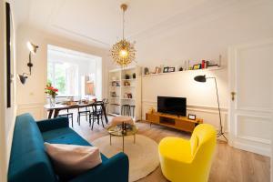 Sweet Inn Apartments- Avenue Louise - Ixelles