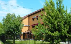 Hotel Baden Baden, Hotels  Volzhskiy - big - 63