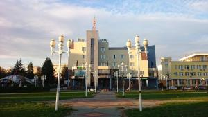 Отель Шерр, Никифорово